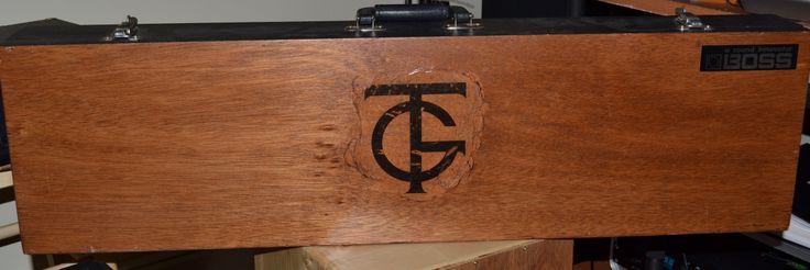 Custom Box Guitar case - Thorne Studios
