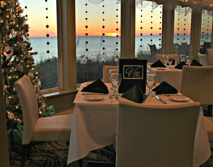 Vue Restaurant Santa Rosa Beach