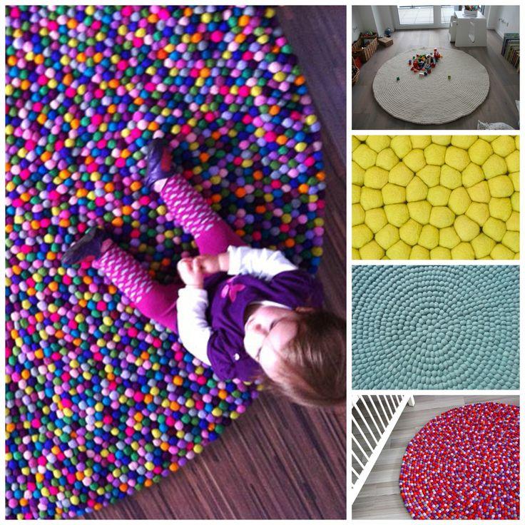 Lastenhuoneen sisustuksesta HuopaPalloMatto-blogissa #HuopaPalloMatto #lastenhuone #värikäs #matto #sisustus #inspiraatio #blogi