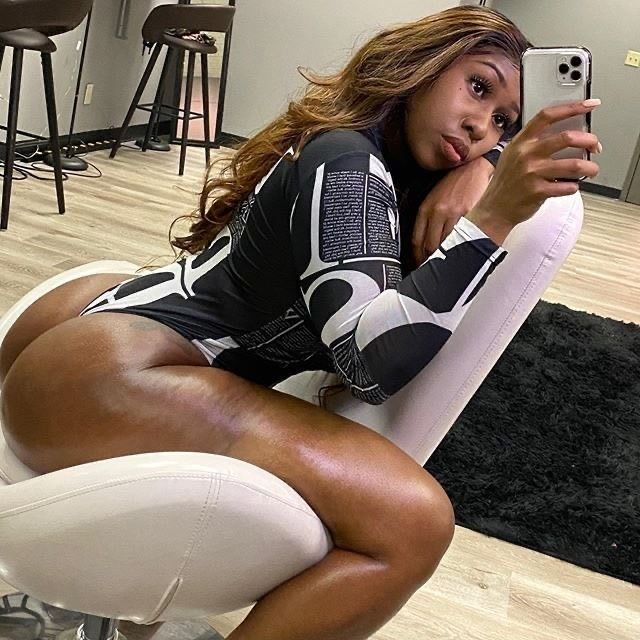 beautiful ebony big booty
