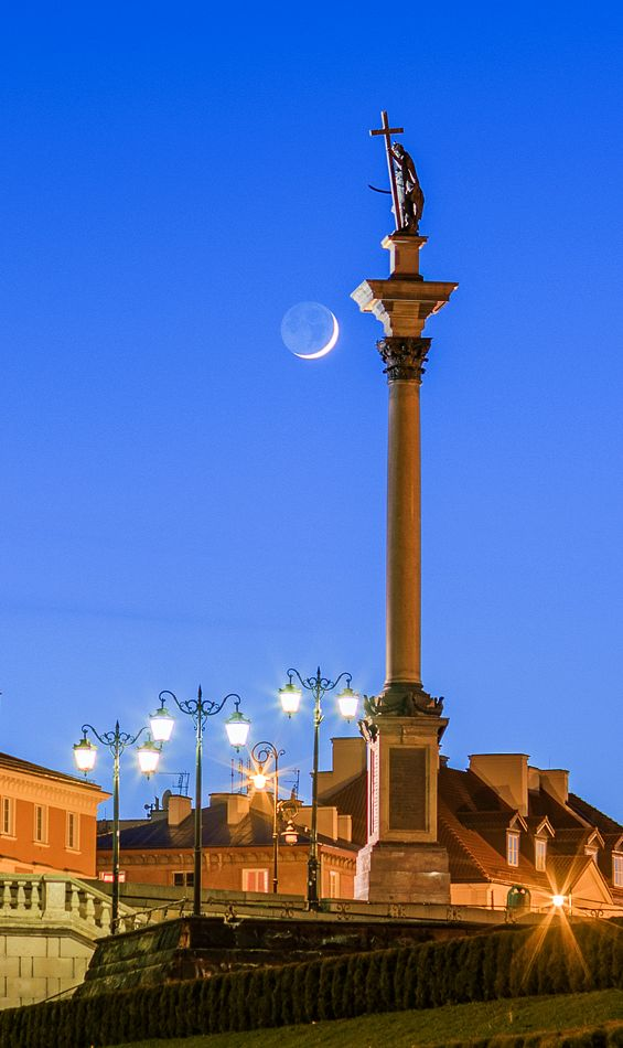 Zygmunt's Column # Warszawa Poland