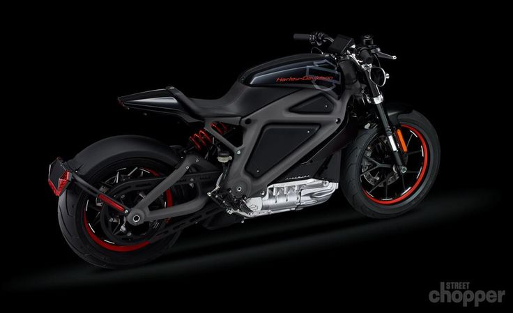 THE FIRST #ELECTRIC-HARLEY  MOTORCYCLE -PROJECT LIVEWIRE