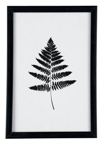 Képkeret VALTER 10x15 cm fekete | JYSK  450,-