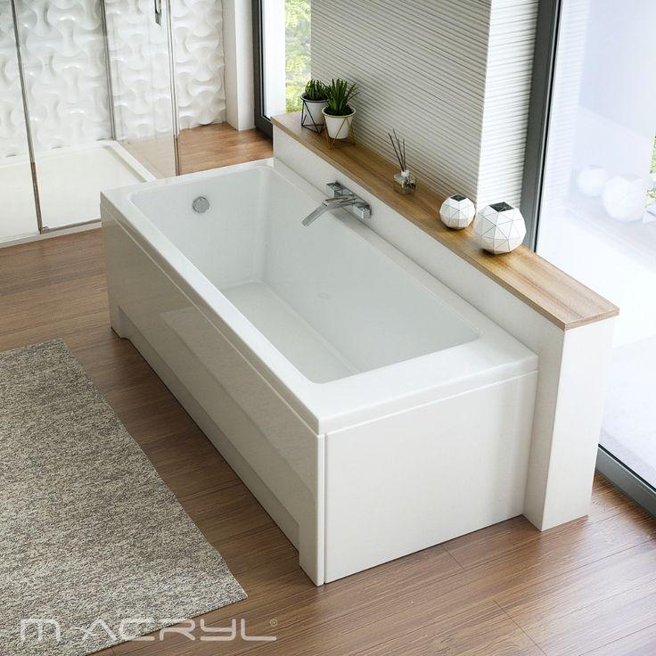 Nikita a modern fürdőszobák éke, lényegre törő minimalizmus lényegre törő modern embereknek. #nikita #nikitamacrylkád  #macryl #macrylkád #macrylkádak #akrilkád #fürdés #fürdőszoba #relax #kikapcsolódás #lakberendezés #inspiráció #belsőépítészet #minőség #design #health #bathroom #interiordesign