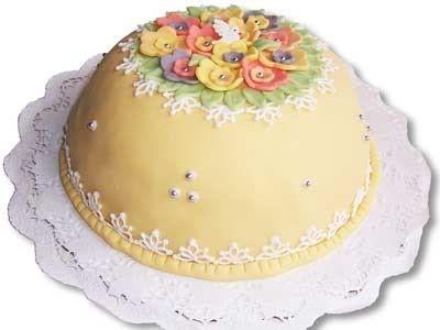 Torta Bola de Oro (Receta Peruana)