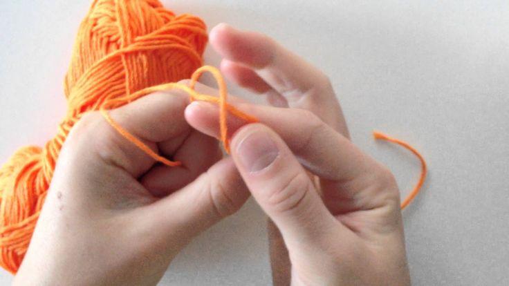 ❤️DIY❤️ vingerhaak armbandje, zelf vingerhaken ~ Nederlands