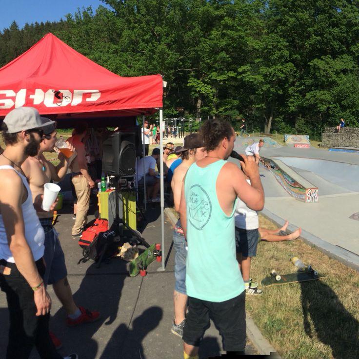 Skate contest!