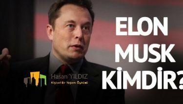 10 Maddede Elon Musk Kimdir?