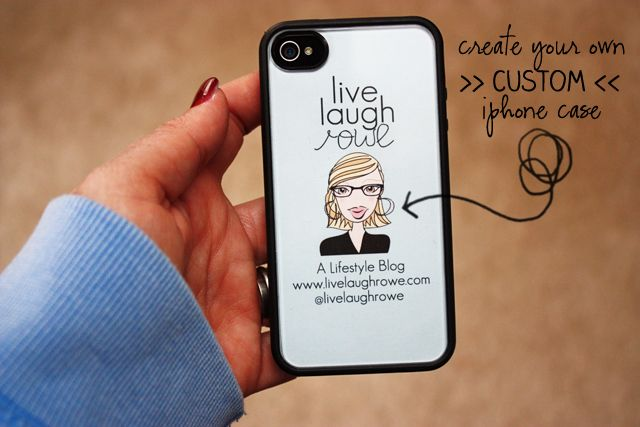 how to make your own customized iPhone case