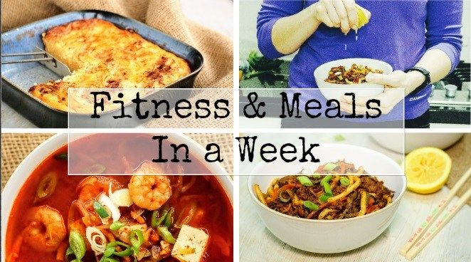 Fitness & Slimming World Meals in a Week - Tastefully Vikkie