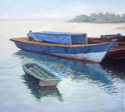 sabART: Perahu Nelayan Batu Besar