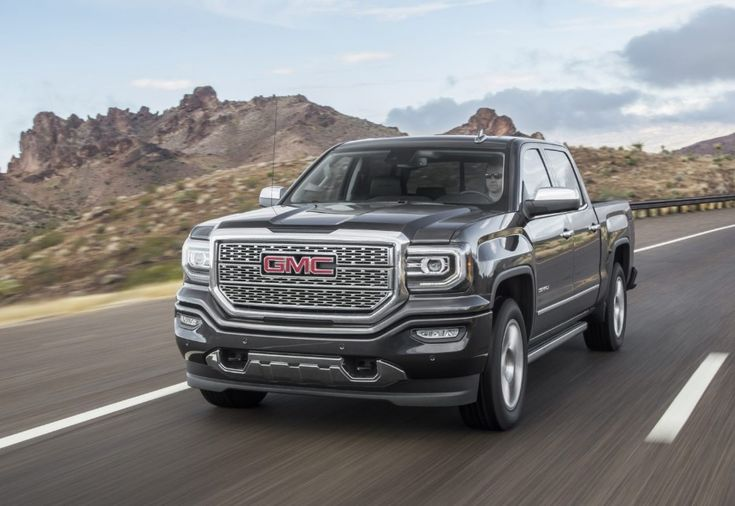2019 GMC Sierra Engine Transmission and Performance