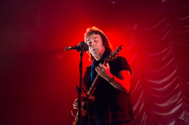 Steve Hackett. Live in Oslo. Genesis. Prog rock.