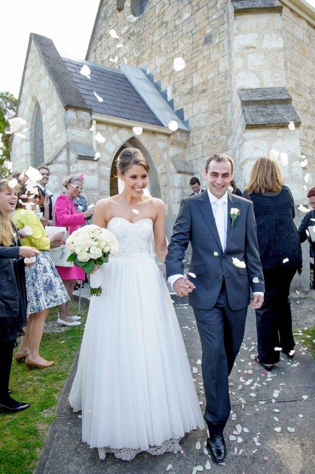 Amaline Vitale, Couture, Size 10 Wedding Dress For Sale | Still White Australia