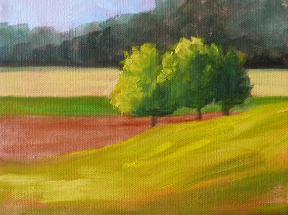 Landscape Oil Painting: Art Oils, Paintings Small, Rapese, Small Originals, Art Landscapes, Art Paintings Techniques Ideas, Originals Canvas, Landscape Oil Paintings, 65 00