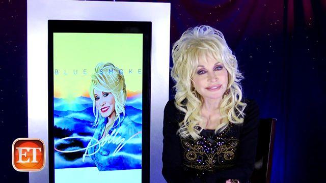 Dolly Parton: Why I Named My Album 'Blue Smoke'
