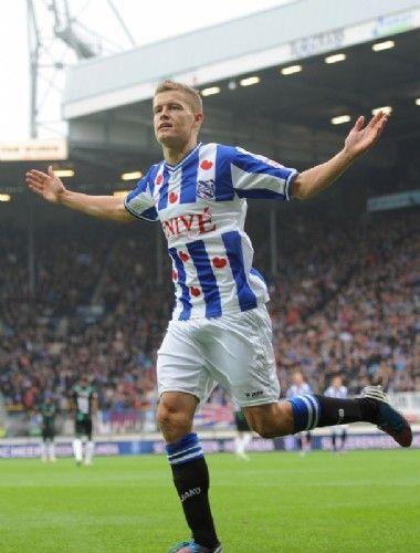 SC Heerenveen winner of the derby of the North