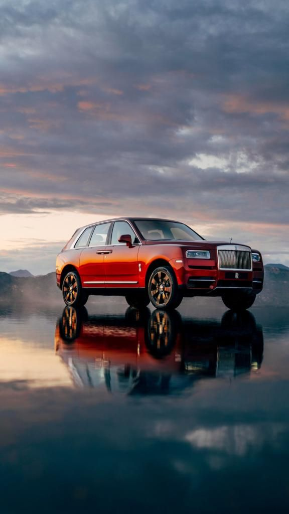 Iphone X 4k Wallpaper Rolls Royce Cullinan Awesome Wallpapers