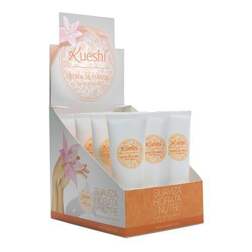 Crema de manos Kueshi