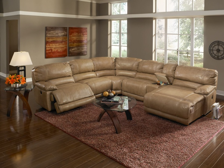 St. Malo Taupe 6-PC Sectional - Value City Furniture : city furniture sectionals - Sectionals, Sofas & Couches