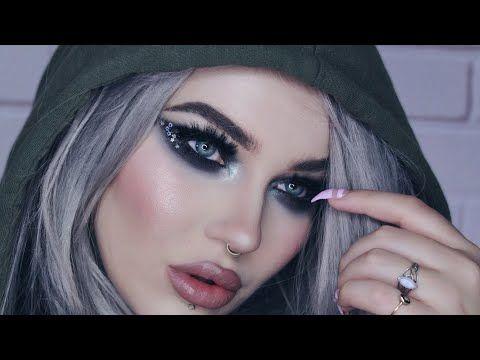 dark smokey eye makeup tutorial / hank and henry beauty http://makeup-project.ru/2017/12/22/dark-smokey-eye-makeup-tutorial-hank-and-henry-beauty/