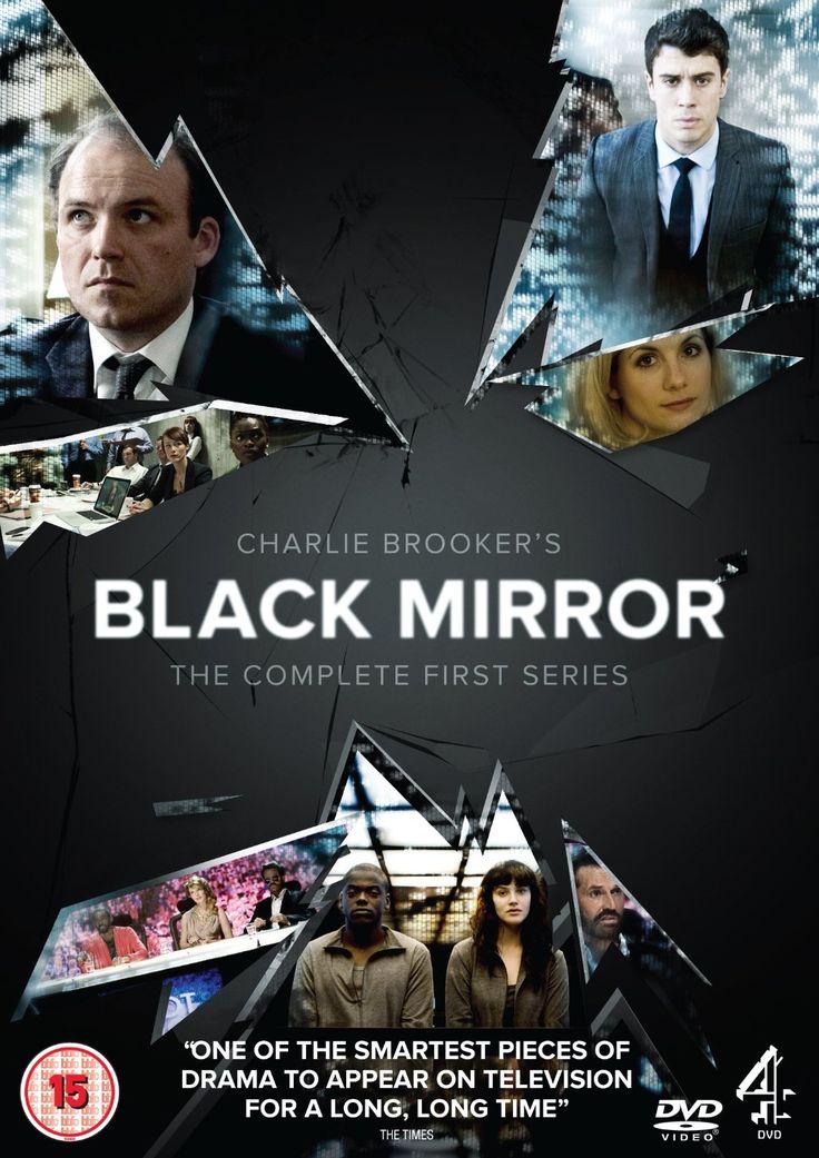 BLACK MIRROR, Seizoen 1 (Gezien en gevolgd op Netflix)