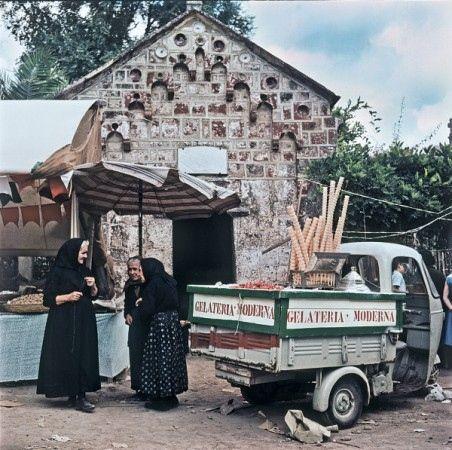 Multimedia / Fotogalleria      «     precedente     Foto 15 di 18     »     successivo  Bonarcado, festa della Madonna di Bonacattu, anni Sessanta