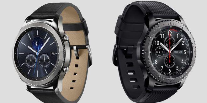 Новые Смарт-часы Samsung Gear S3   Adeloks Мир