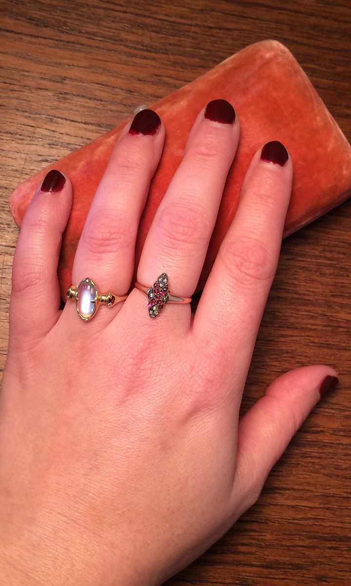 12 best Rings! Rings! Rings! images on Pinterest | Antique jewellery ...