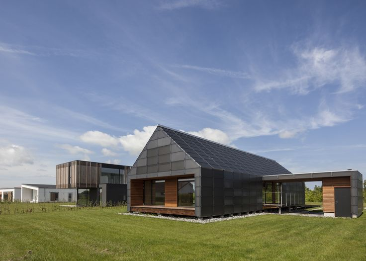 Det Vedligeholdelsesfrie Hus/The Maintenance-free House