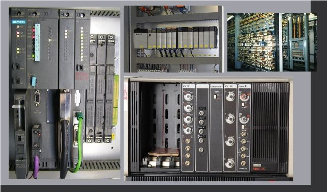 Gambar Programmable Logic Controller Machine