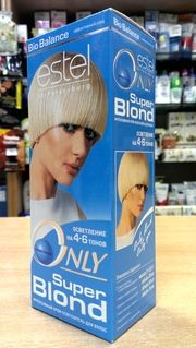 Купить в Магазине LEN-KOSMETIK Санкт-Петербург: Estel Super Blond Интенсивный осветлитель для воло...