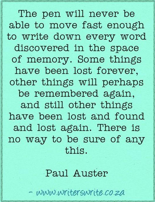 Paul auster man in the dark analysis essay