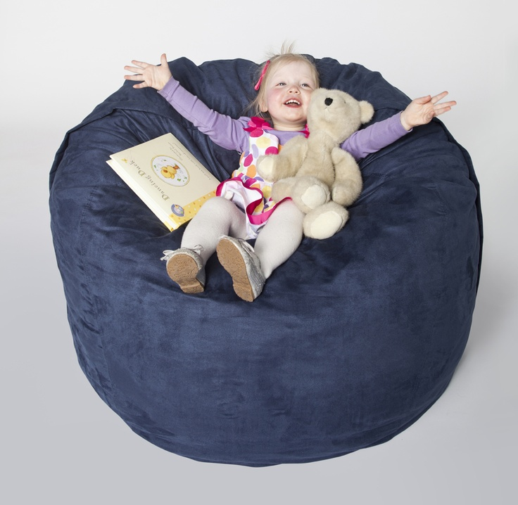 KIDSAC:  Why don't they sit still? They haven't anywhere to relax! The Kidsac is suitable for smaller peeps and smaller areas like bedrooms, or corners. But don't be fooled, the Kidsac is named so because it is the smallest in our range, not because it's just for kids!