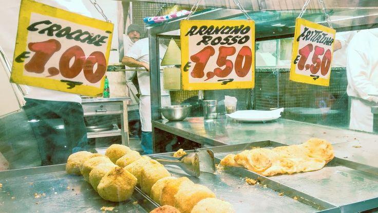 ナポリで絶対に食べるべきストリートフードフリッタティーネとはThe One Dish