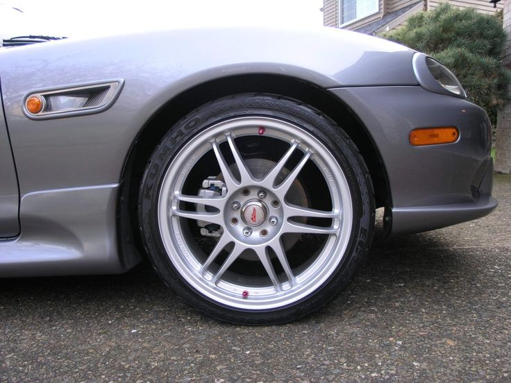 Miata Kosei K1 Wheels