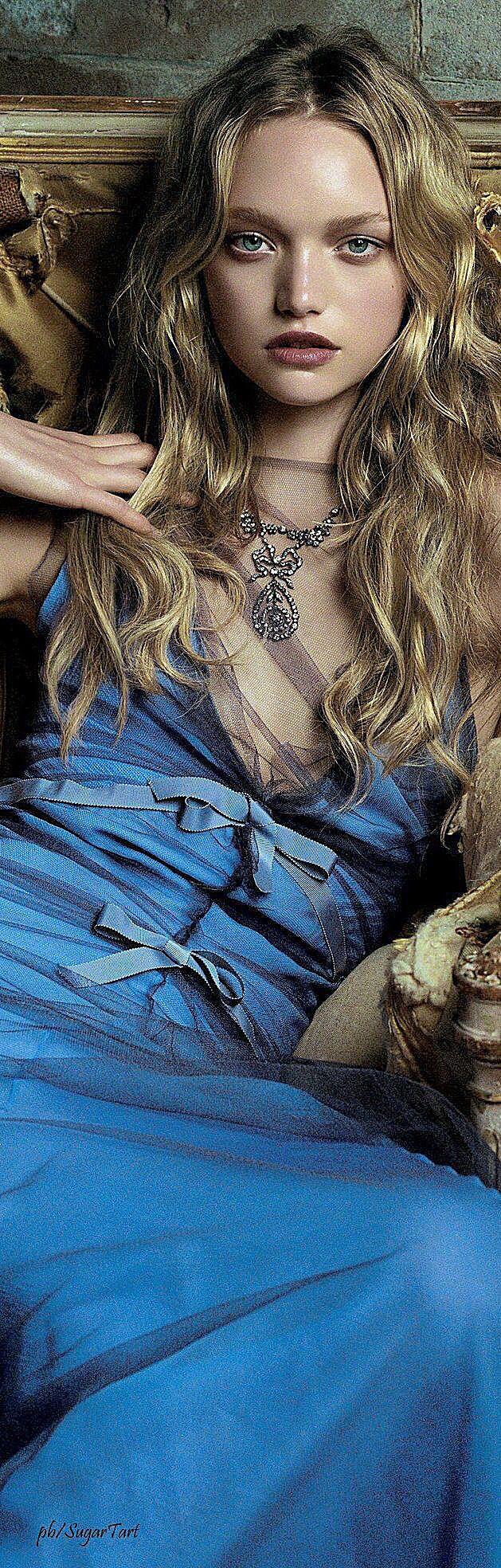 Gemma Ward.     molly lucille