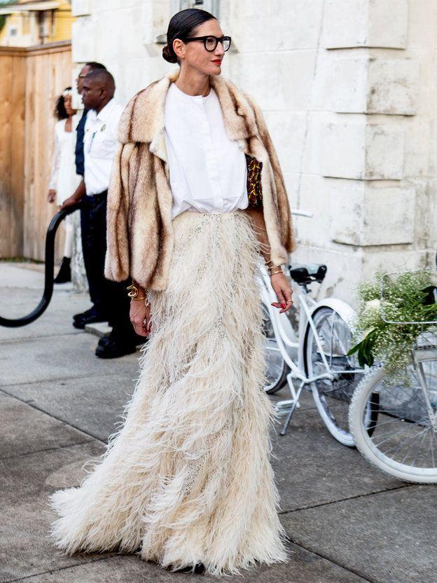 白がテーマの結婚式! おしゃれ猛者のお呼ばれスタイルが新鮮