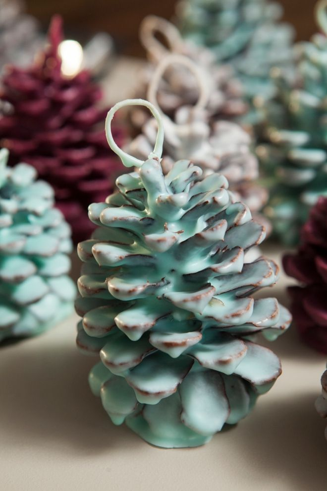 DIY - How to make Pinecone Fire Starter favors!