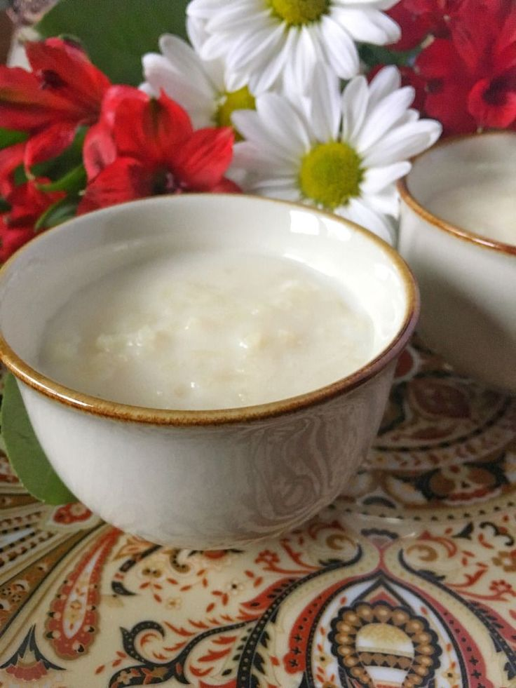 Lebanese rice pudding - Lebanese rice pudding {rice with ...