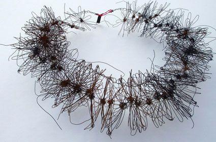 textile art by Anita Hutchison