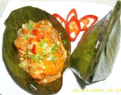 Resep `Original` Pepes Tahu Bakso   TokoPastri.com - Toko Kue Online Terpercaya