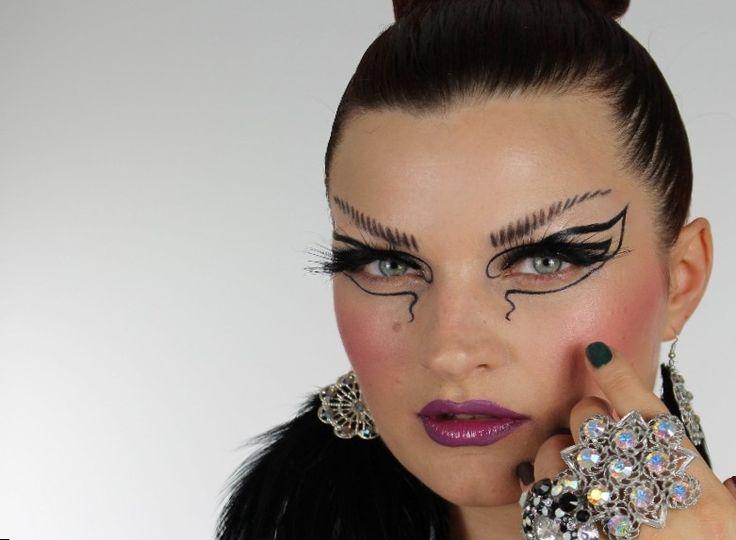Cute Drag Queen Makeup : Drag queen makeup ideas ...
