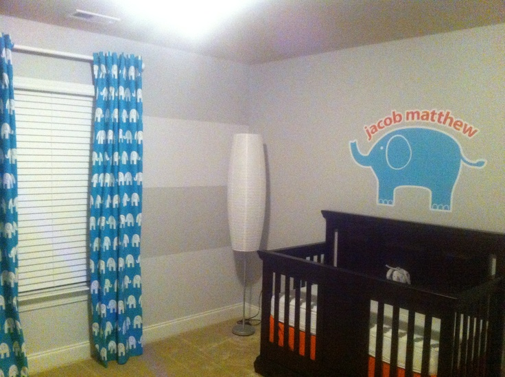 Baby #2 - Nursery complete :)