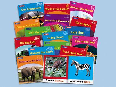 Lakeshore Vocabulary Builder Books at Lakeshore Learning