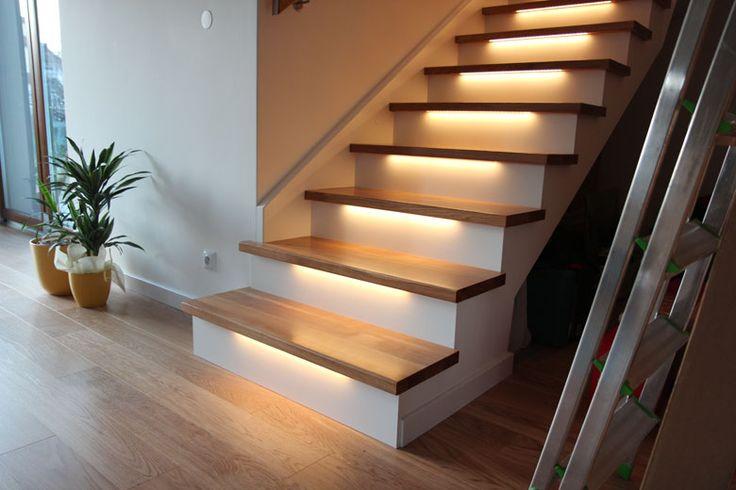 Schody drewniane Gdańsk - produkcja i realizacja schodów.
