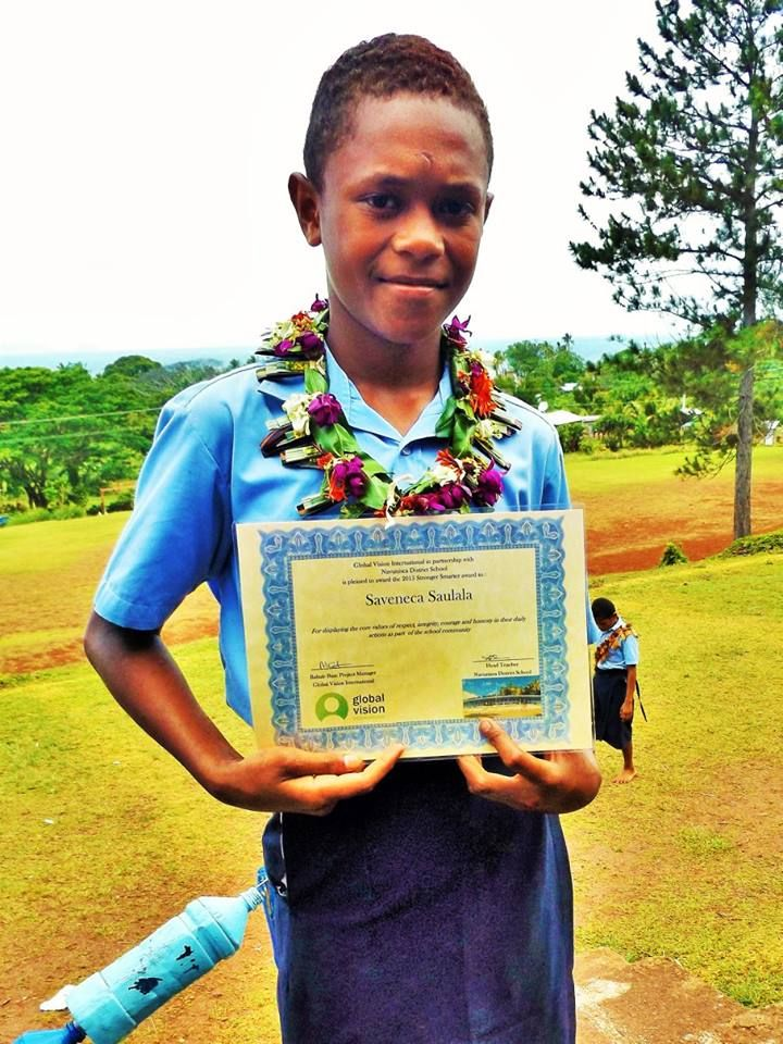 The schools our volunteers teach at in Fiji had their prize givings this week!   #gvi #fiji #teachabroad
