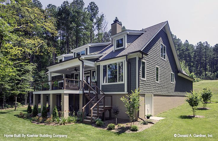 New Photos Of The Tristan Home Plan 1311 Wedesigndreams Dongardnerarchitects House Plans