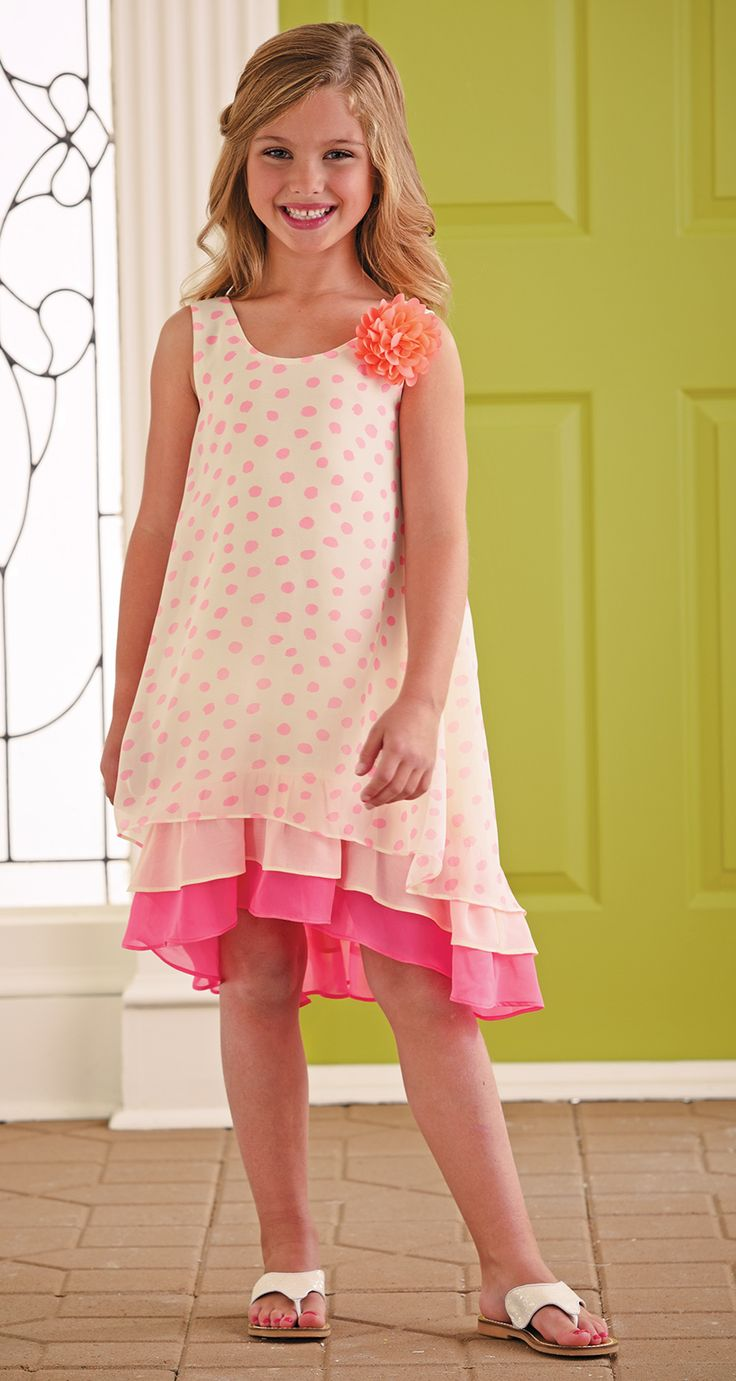 From CWDkids: Polka Dot Dress.