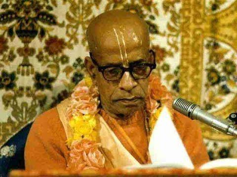 Srila Prabhupada on Bhagavad Gita AS IT IS Chapter 1 Verse 20